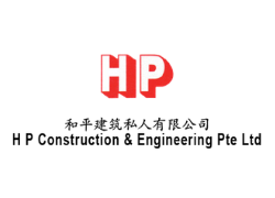H P Construction & Engineering Pte Ltd logo