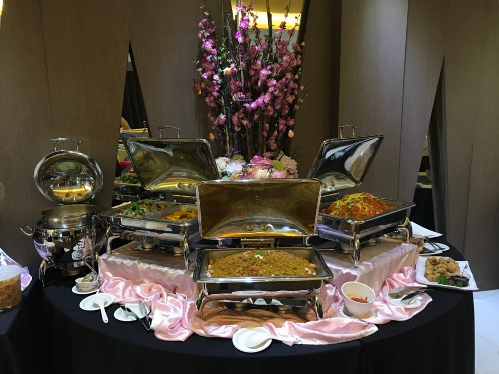 tips for successful buffet